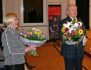 Ilse und Gerd Leester